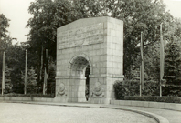 Entrance To Treptower Park